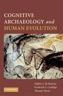 Cognitive Archéology and Human Evolution