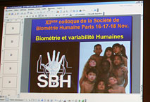 Colloque SBH