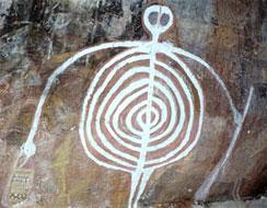 Des chercheurs australiens et indonésiens ont daté des peintures rupestres de.
