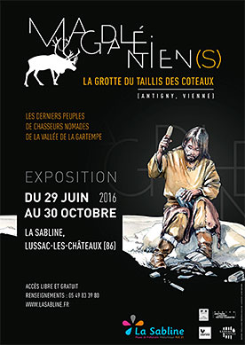 Expsotition MAgdaléniens