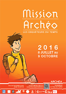 Mission Archéo