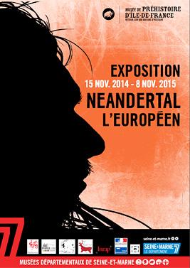 Néandertal l'Européen - Musée de préhistoire à Nemours