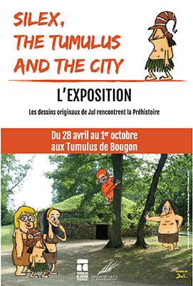 "L'exposition ""Silex, the tumulus and the city"