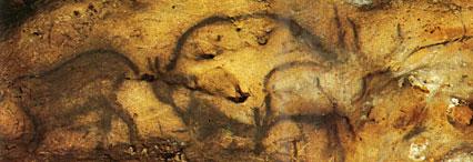 Font de Gaume - Frise bisons et rennes