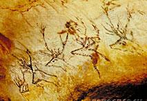 Scène des cerfs - Lascaux