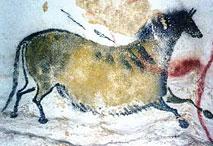 Cheval - diverticule axial - Lascaux