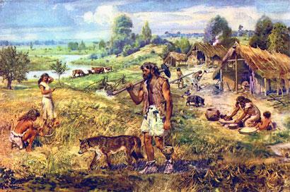 Agriculture néolithique