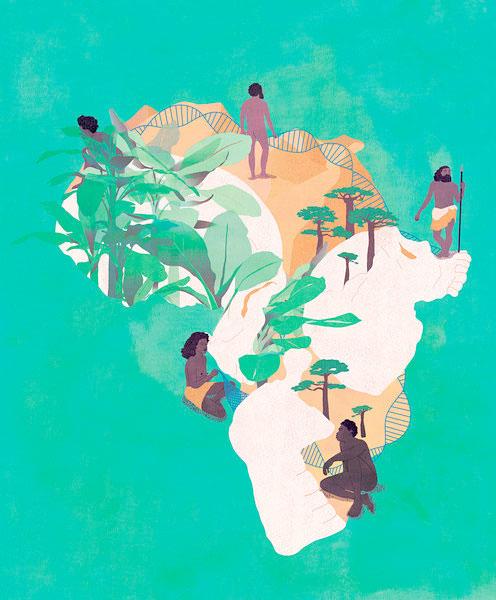 origines-africaines-diverses-homo-sapiens