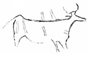 L 39 aurochs hominid s - Dessiner un diable ...