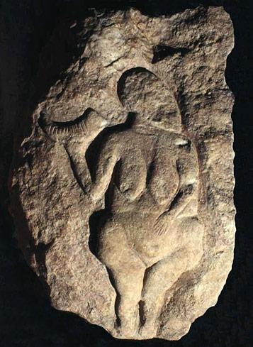 Vénus à la corne de Laussel