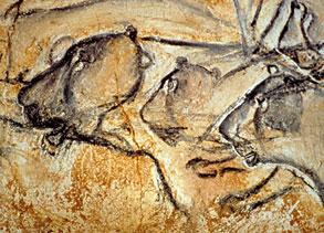 Les premi res peintures hominid s - Salon du dessin et de la peinture a l eau ...