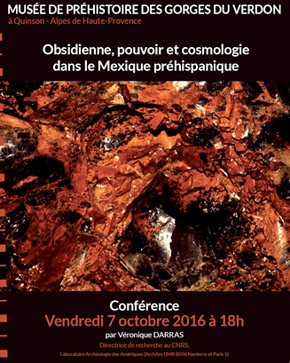 Onsidienne -Conférence Quinson
