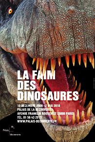 A la d couverte des dinosaures exposition solutr hominid s - Jardin des plantes paris dinosaures ...