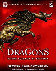Exposition - Dragons - Paris
