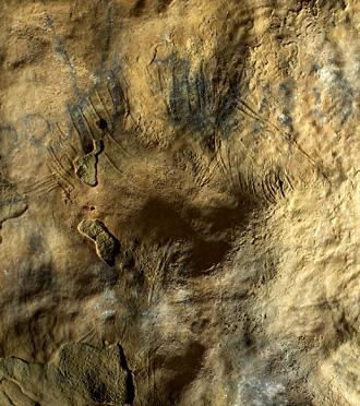 Les Runes : interprétation dans Runes cheval-grave-margot