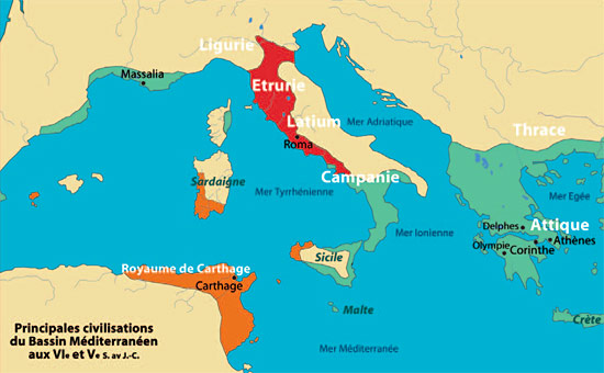 etymologie de carthage