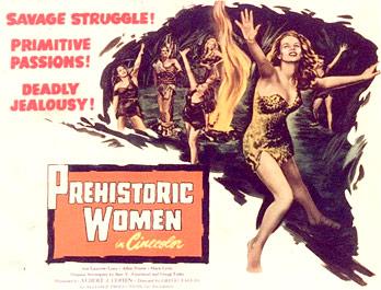 La préhistoire au féminin - cover