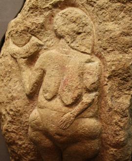 La préhistoire au féminin cover image